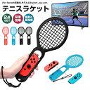 【高評価4.75点】テニスラケット 2個セット 任天堂 Switch スイッチ Joy-Con 用 赤 青 ラケット グレー tennis racket TENNIS RACKET Nintendo
