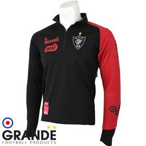 グランデ トレーニングジャケット ストレッチジャージ ハーフジップ( サッカー フットサル ウェア ジャージ グランデ GRANDE )