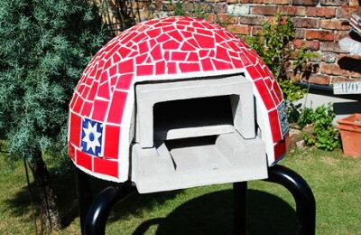 お庭で本格的ピザが焼ける!使い方も簡単!!お庭がイタリアン~♪【5月はレビューを書いて送料...