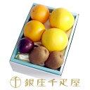 銀座千疋屋特選 【感謝の気持ち】季節の果物詰合せ : 千疋屋 フルーツ ギフト 内祝い 父の日 お中元
