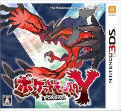 2013/10/12発売【新作】【3DS】ポケットモンスターY