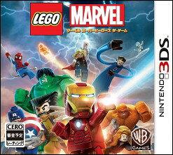 【3DS】LEGO マーベル スーパー・ヒーローズ ザ・ゲーム