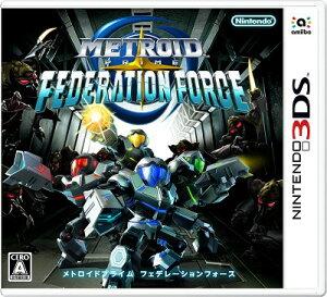 【予約】【3DS】メトロイドプライム フェデレーションフォース