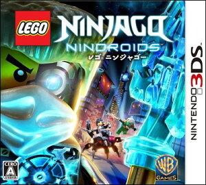 【予約】【3DS】LEGOニンジャゴー ニンドロイド