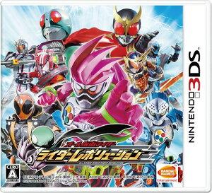 【予約】【3DS】オール仮面ライダー ライダーレボリューション(永久封入特典:番組に登場するゲ…