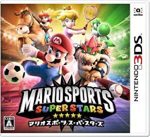 【予約】【3DS】マリオスポーツ スーパースターズ