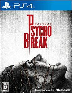 【PS4】PSYCHO BREAK サイコブレイク