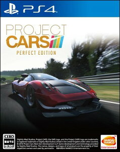 【PS4】PROJECT CARS PERFECT EDITION