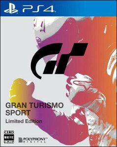 【予約】【PS4】グランツーリスモSPORT リミテッドエディション