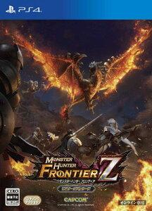 【予約】【PS4】モンスターハンターフロンティアZ ビギナーズパッケージ
