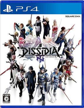 【PS4】ディシディアファイナルファンタジー NT
