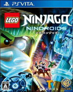 【予約】【PSVita】LEGOニンジャゴー ニンドロイド