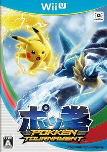 【WiiU】ポッ拳 POKKEN TOURNAMENT