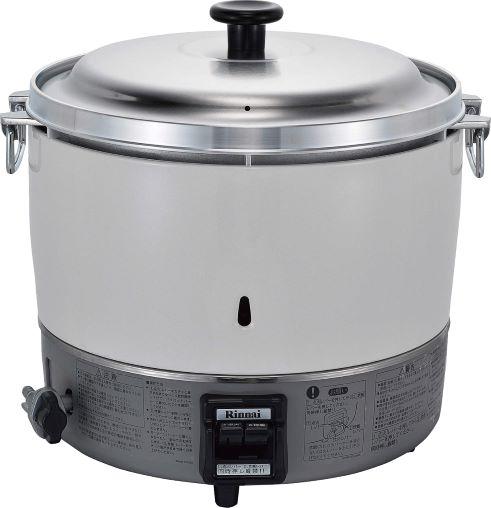パロマ『ガス炊飯器 涼厨』