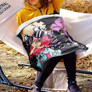 【最大60%OFFタイムセール開催中】ベティちゃんグッズアメリカン雑貨BettyBoopベティーブープベティ・ブープベティーちゃんBOABLANKETブランケットRED毛布ひざ掛けギフトプレゼントクリスマス-OT0124