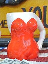 女体マグカップ-HS0022