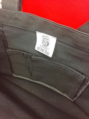 アメリカン雑貨★RatFinkラットフィンクグッズトートバッグショルダーバッグBLACK-ME0009