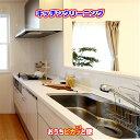 【送料無料】キッチンクリーニング 台所クリーニング プロのお掃除 家事代行
