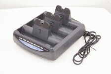 【中古】【送料無料】第一興商DAMPMC35デンモクデスクトップチャージャー3連型
