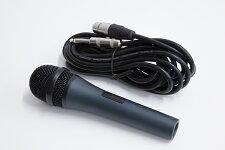 【新品】ProfessionalAudioマイク5Mコード付き