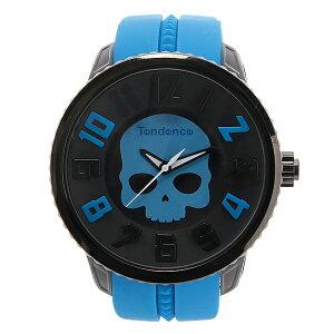テンデンス 時計 TENDENCE 05023011B3 TENDENCE×HYDROGEN 腕時計 ウォッチ ブルー/ブラック【new0513】