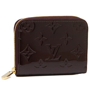 LOUIS VUITTON ルイヴィトンルイヴィトン 財布 LOUIS VUITTON M93607 ヴェルニ ジッピーコイン...