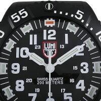 ルミノックス壁掛け時計LUMINOXWALLCLOCK40CMBLKウォールクロックブラック