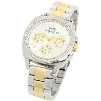 コーチ時計レディースCOACH14502082BOYFRIENDボーイフレンド腕時計ウォッチシルバー/ゴールド
