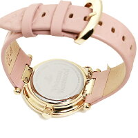 ヴィヴィアンウエストウッド腕時計レディースVivienneWestwoodVV006PKPKオーブ2時計/ウォッチピンク