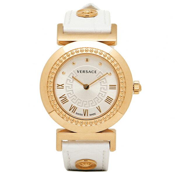 ヴェルサーチ 腕時計 VERSACE P5Q80D001S001 VANITY レディース時計 ホワイト:1&one