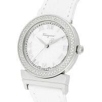 サルヴァトーレフェラガモ時計レディースSalvatoreFerragamoF72SBQ9102S001グランドメゾン腕時計ウォッチホワイト/シルバー