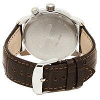 ツェッペリン時計メンズZEPPELIN76445NLZ127GRAFクォーツ腕時計ウォッチブラウン/ホワイト【new0130】