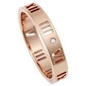 ティファニー リング TIFFANY&Co. 30480643 アトラス ダイヤモンドリング 指輪 ローズゴールド