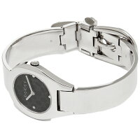 グッチ時計レディースGUCCIYA0675056700シリーズ腕時計ウォッチブラック/シルバー