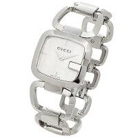 グッチ時計レディースGUCCIYA125404LSS-SLVGグッチウォッチ/時計シルバー