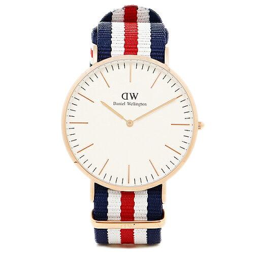 ダニエルウェリントン 時計 メンズ/レディース Daniel Wellington 0102DW CLASSIC 40mm 腕時計 ウ...