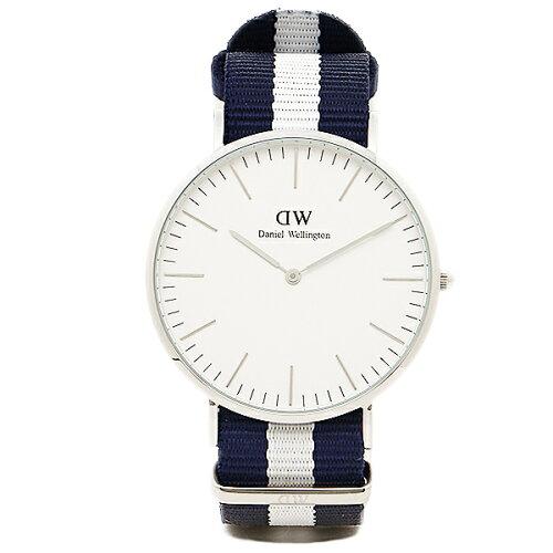 ダニエルウェリントン 時計 メンズ/レディース Daniel Wellington 0204DW CLASSIC 40mm 腕時計 ウ...