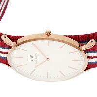 ダニエルウェリントン時計メンズDanielWellington0112DW40mm腕時計ウォッチEXETERエクセター/ローズゴールド