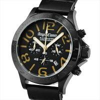 エンジェルクローバー時計メンズANGELCLOVERブラックマスターミリタリ-腕時計ウォッチブラック