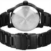 エンジェルクローバー時計メンズANGELCLOVERエクスベンチャーGMT腕時計ウォッチブラック
