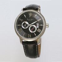 フルボデザイン時計メンズFurbodesignF5028SBKBK自動巻き腕時計ウォッチブラック