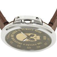 エンジェルクローバー時計ANGELCLOVERRO45SBG-BWROENローエン×エンジェルクローバーコラボ腕時計ウォッチブラック/ブラウン