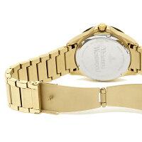ヴィヴィアンウエストウッド時計レディースVIVIENNEWESTWOODVV099BKGDウエストミンスター2腕時計ウォッチゴールド/ブラック