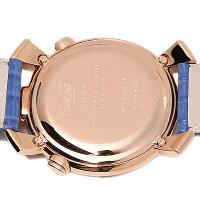 ガガミラノ時計メンズGAGAMILANO5098.01BTTHINCHRONOシンクロノ46MM腕時計ウォッチブルー/ゴールド/ホワイト