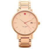 ケイトスペード 時計 KATE SPADE 1YRU0641 GRAMERCY GRAND グラマシーグランド 腕時計 ウォッチ ローズゴールド