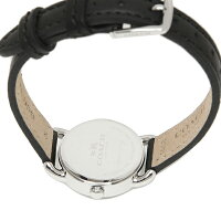 コーチ時計COACH14502286DELANCEYデランシー腕時計ウォッチシルバー/ブラック