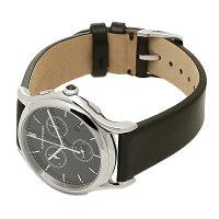 エンポリオアルマーニ時計メンズEMPORIOARMANIARS6001SWISSMADEスイスメイドクロノグラフ腕時計ウォッチブラック