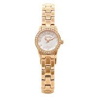 フォリフォリ腕時計レディースFOLLIFOLLIEWF0B025BSPジルコニア時計/ウォッチピンクシェル/ピンクゴールド