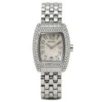フォリフォリ腕時計レディースFOLLIFOLLIEWF5T081BZPS922フブレス時計/ウォッチピンクシェル/シルバー