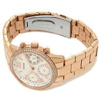 ゲス時計レディースGUESSW0623L2MINISUNRISEレディース腕時計ウォッチホワイト/ピンクゴールド